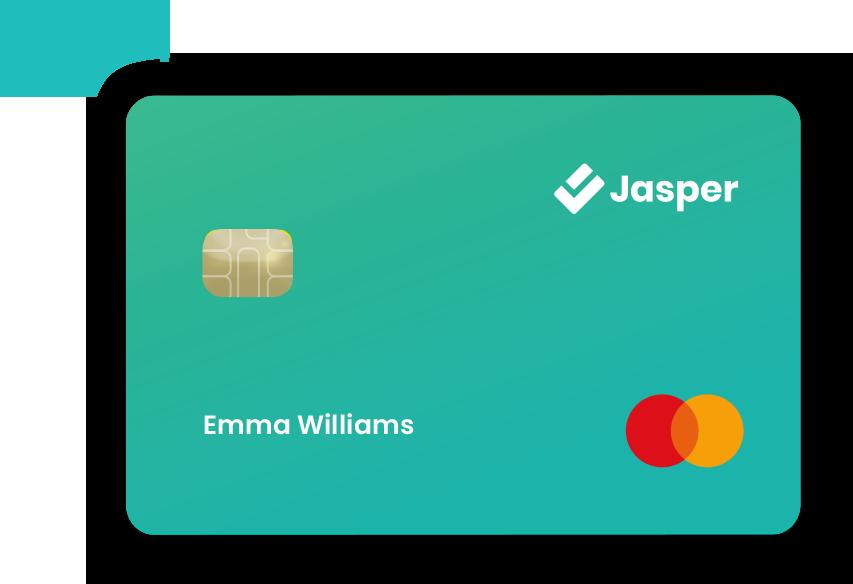 jasper card
